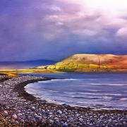 By the Shore,Finavara,Co Clare