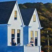 Second Storey Sunlight after Hopper