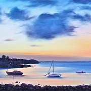 Sunset at Kinvara Co Galway