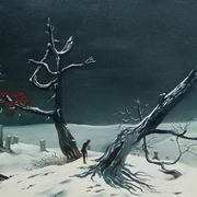 Winter Landscape after Friedrich