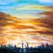 Evening Light Culmore