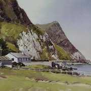 Garron Point,Antrim Coast