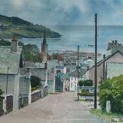 Glenarm,Antrim Coast