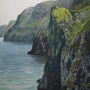 North Antrim Coast,near Carrick-a-rede