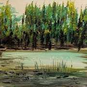 Farmleigh boating lake