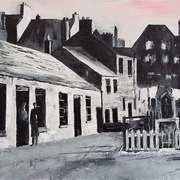 St Marys Cottages,Paradise Place 1954