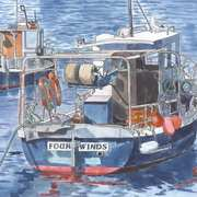 Fishing Boats,Ballycotton