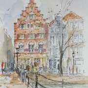 Amsterdam Scene