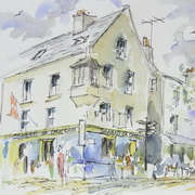 Cross Street Galway