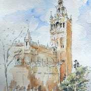 La Giralda,Sevilla