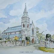 St Mary's Church,Howth