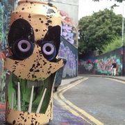 Graffitti Knasher Pisshead