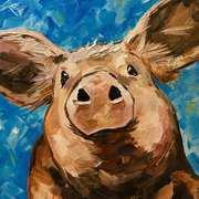 Freddy The Pig