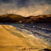 Derrynane Beach on a Sunny Day