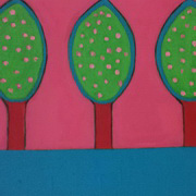 GREEN TREES, ARLES, FRANCE
