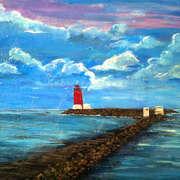 Poolbeg Lighthouse Walk