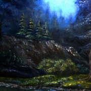 Tir Na NOg Forest