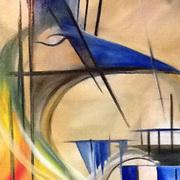 Glass House Swan