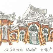 St. George's Market, Belfast