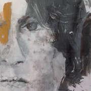 Half Self-Portrait