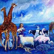 Noahs Ark, After the Flood